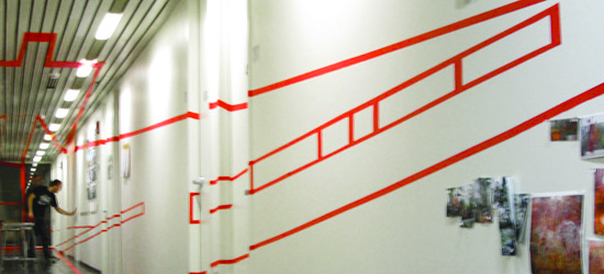 Venturi House Tape Project