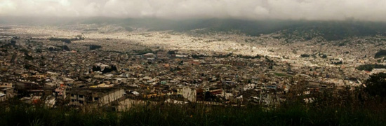 Quito through the lens of Timelapse Photography