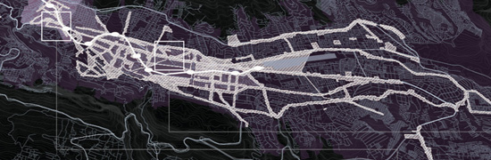 Mapping Quito, Ecuador: The Draped City