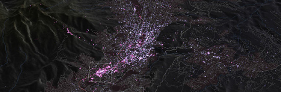 Mapping Imageability: Quito, Ecuador