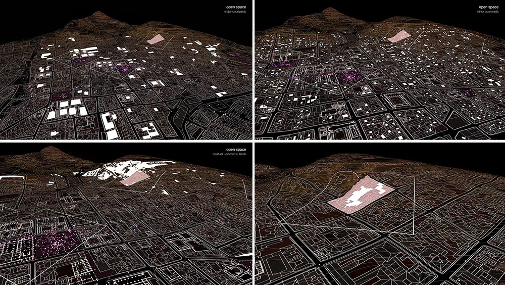 Quito Centro Historico_Open space analysis