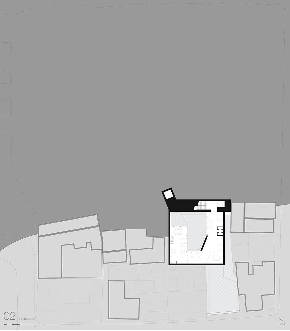 Architectural intervention_Plan