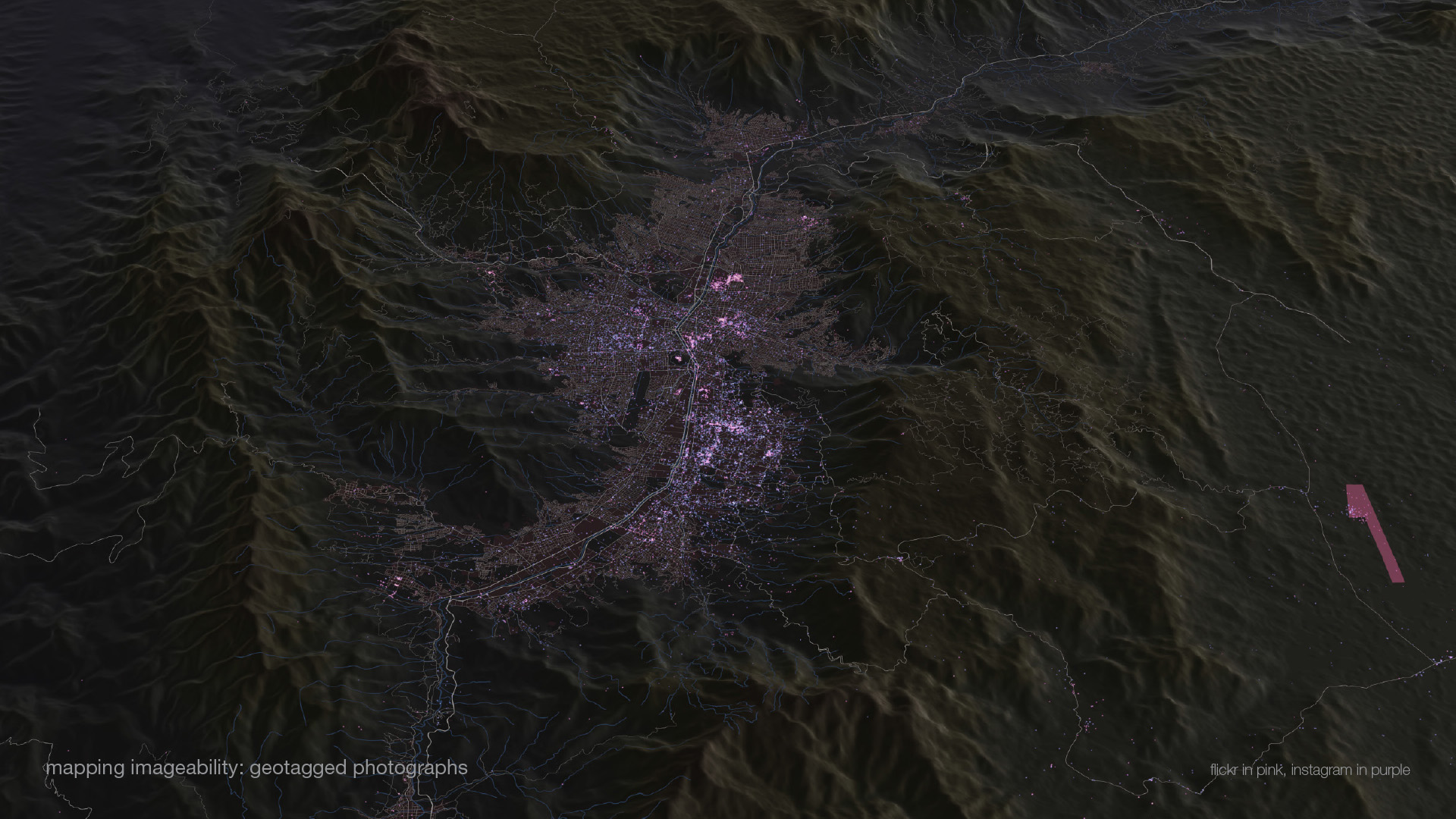 Mapping Imageability: Medellín, Colombia