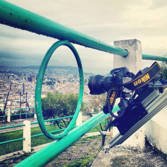 Emmet Truxes - Quito, Ecuador